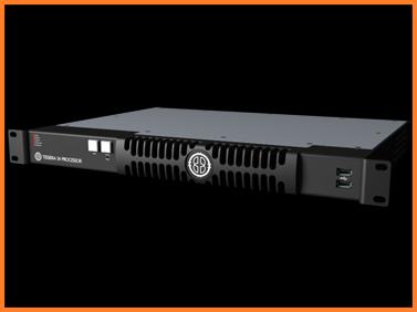 Brompton Tessera S4 · LED processor