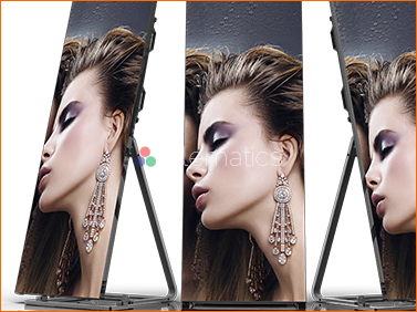 Desay Series A · AT · direct view LED poster · plug and play · novastar · review · price