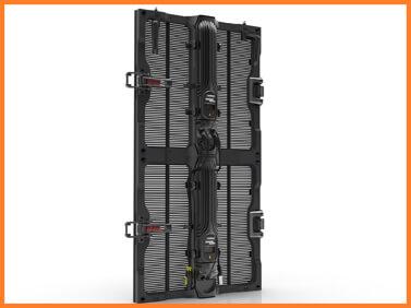 Desay Series H · fine-pixel LED carbon fiber performance panel