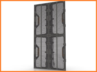 Desay Series H · fine-pixel LED carbon fiber performance panel