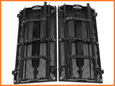 Desay Series H · fine-pixel LED carbon performance panel