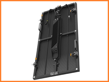 Desay Series HL · fine-pixel LED carbon fiber performance panel