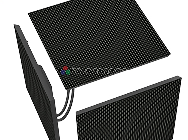 Desay Series QF · direct view LED display · creative · novastar · review · price