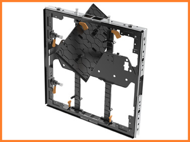 Desay Series TR · frame system · indoor installations · trade shows
