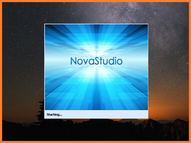 NovaStar Studio · software installation instructions