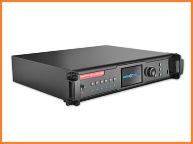 NovaStar Series Professional · synchronous · processor · controller